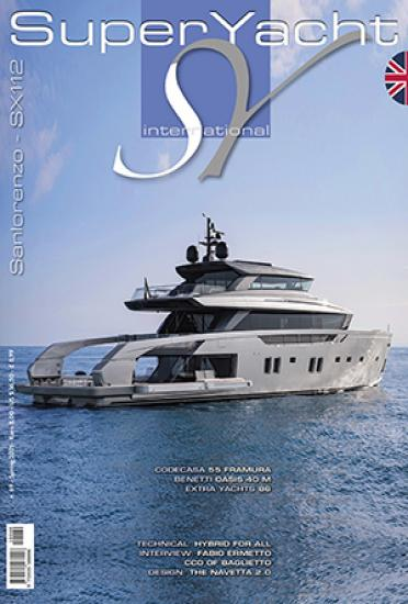 SUPERYACHT INTERNATIONAL N.69 - ENGLISH