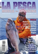 LA PESCA MOSCA e SPINNING 2015 N.4