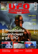 ABBONAMENTO UFO international magazine 12 mesi