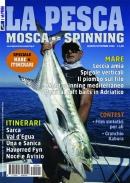 LA PESCA MOSCA e SPINNING 2016 N.4