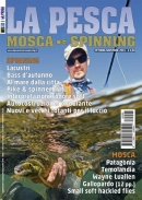 LA PESCA MOSCA e SPINNING 2016 N.5